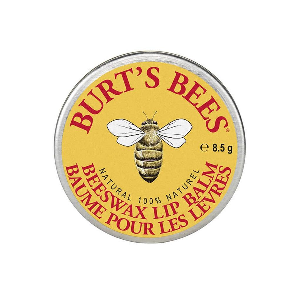 Bálsamo labial con cera de abejas – Lata