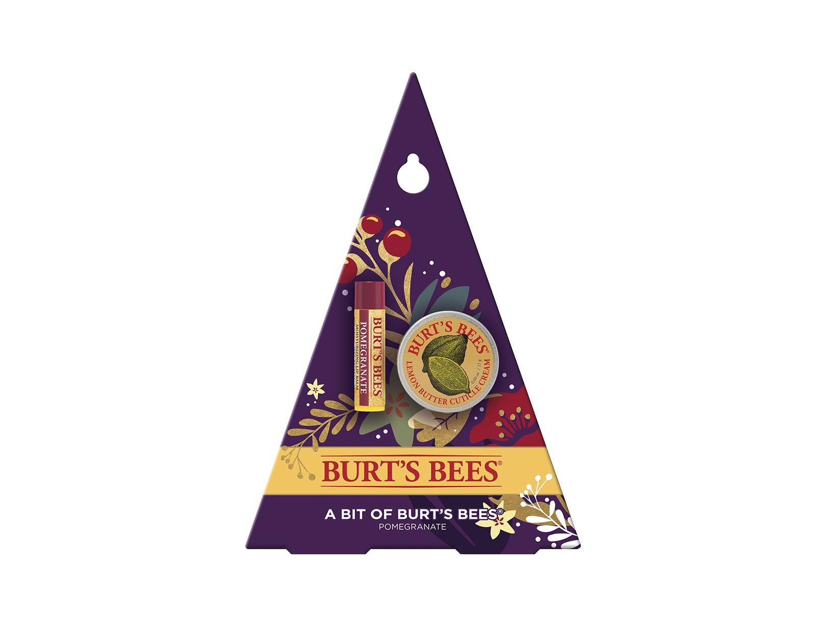 Burt's Bees A Bit of Burt's Pomegranate  Gift