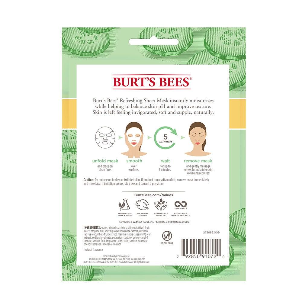 Refreshing Cucumber Sheet Mas 2