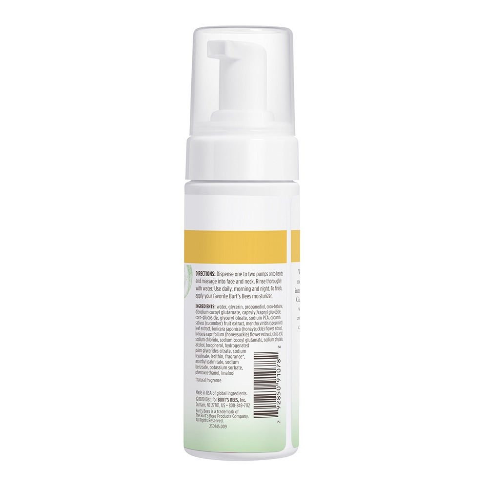 Refreshing Foaming Cleanser with Cucumber 3