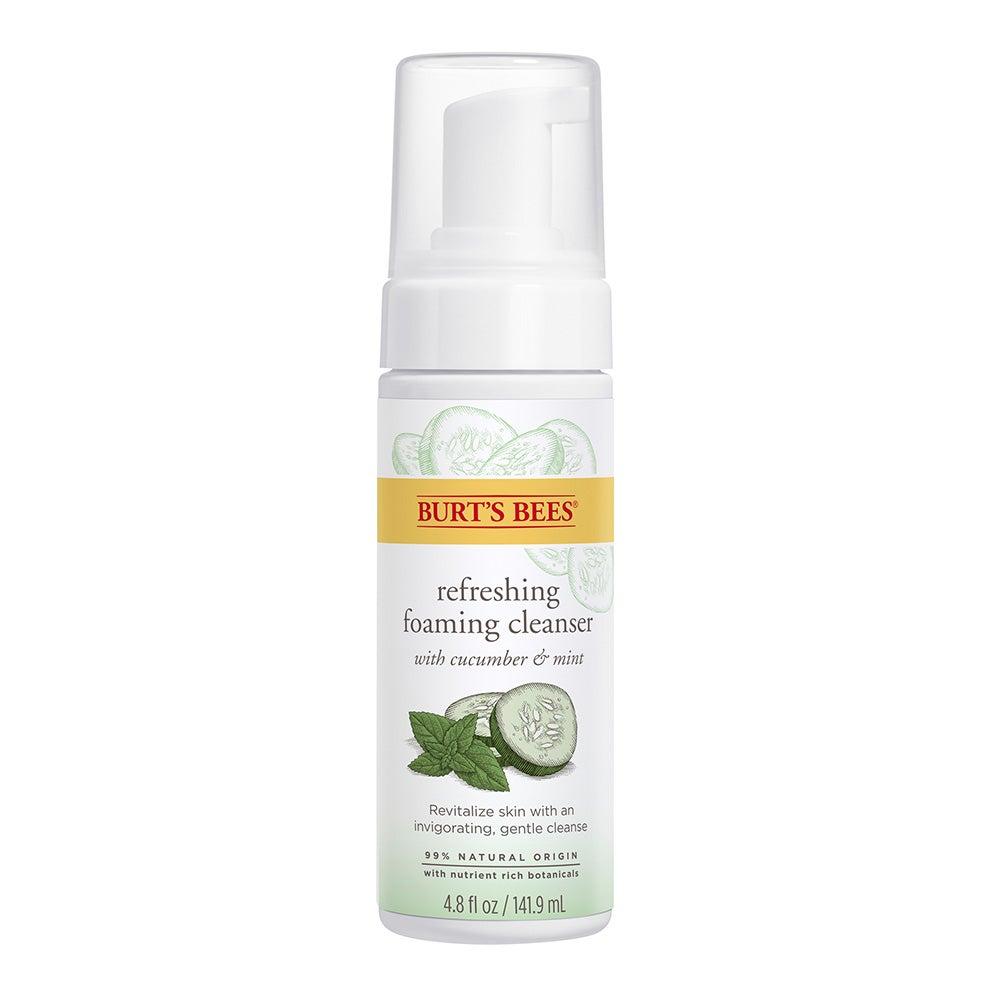 Limpiador Espuma Facial Refrescante de Pepino